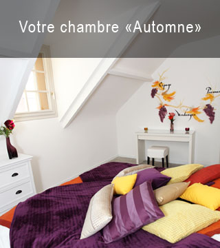 Chambre Gîte Dormans Epernay 1